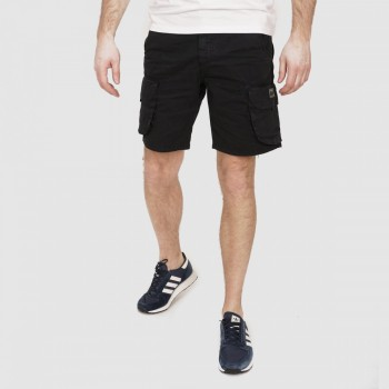 BUNKER SHORTS - NAVY