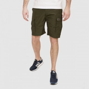 CONTAINER TECH SHORTS - OLIVE