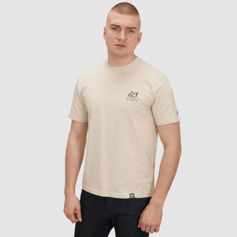Instructor T-shirt - oyster