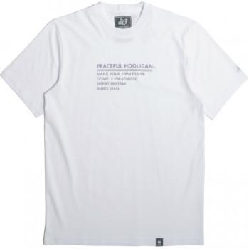 ID T-shirt - white