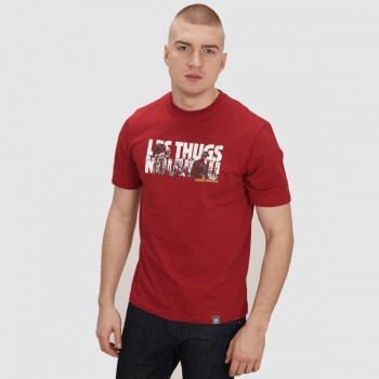 Les Thugs T-Shirt - dahlia