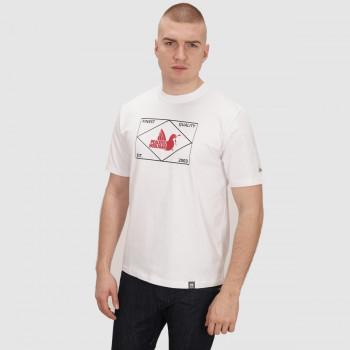 Match T-Shirt - white