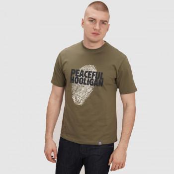 Thumb T-shirt - olive