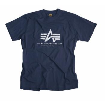 Basic T - navy