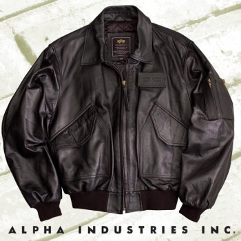 CWU Leather Jacket