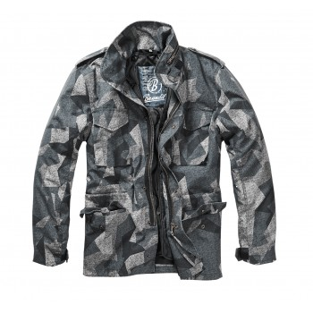 M-65 Fieldjacket Classic - night camo digital