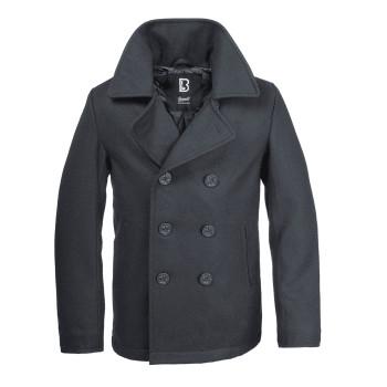 Pea Coat - fekete