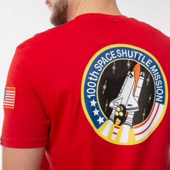 SPACE SHUTTLE T - speed red