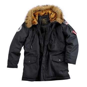 Polar Jacket - black