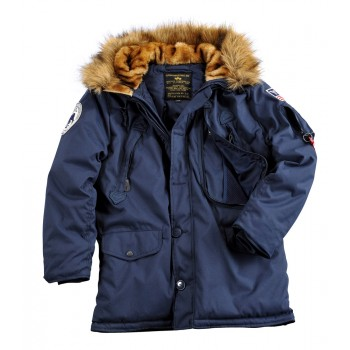 Polar Jacket - replica blue
