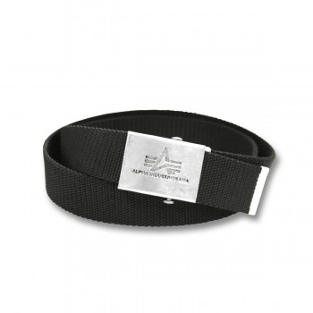 Heavy Duty Belt 4 cm - black