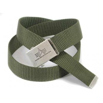 Heavy Duty Belt 4 cm - olive