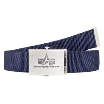 Heavy Duty Belt 4 cm - replica blue
