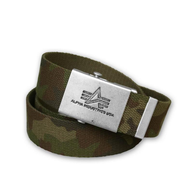 Heavy Duty Belt 4 cm - camo