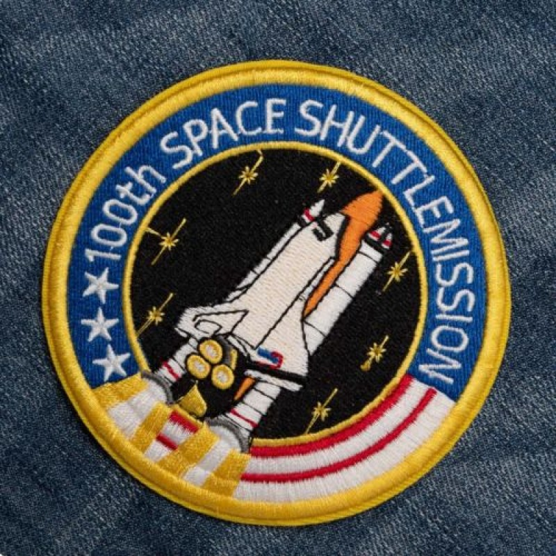 Space Shuttle NASA Patch