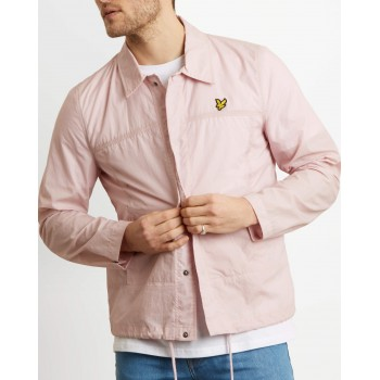 Coach Jacket - dusky lilac