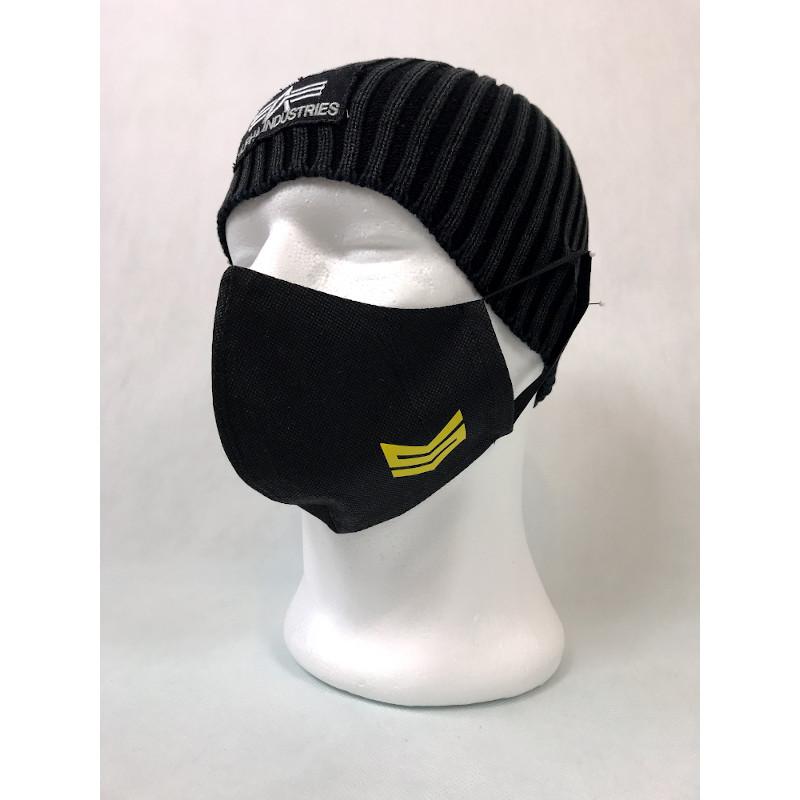 Commander Facemask - black