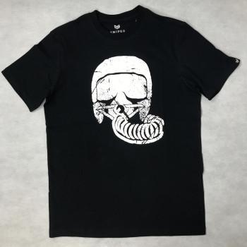 Helmet T - fekete