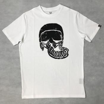 Helmet T - fehér