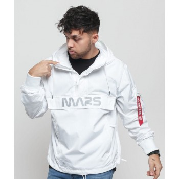 Mars Mission Anorak - white