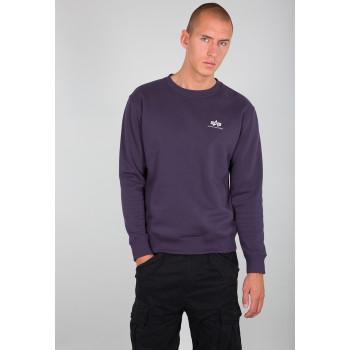 Basic Sweater Small Logo - nightshade
