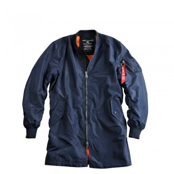 MA-1 TT Coat - replica blue
