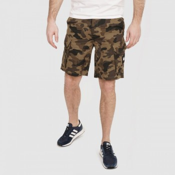 NEW JERSEY CARGO SHORT - CAMOU