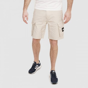 NEW JERSEY CARGO SHORT - plaster