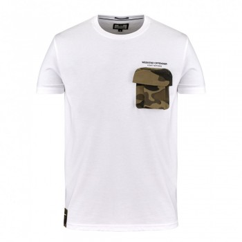 Queens T-shirt - white
