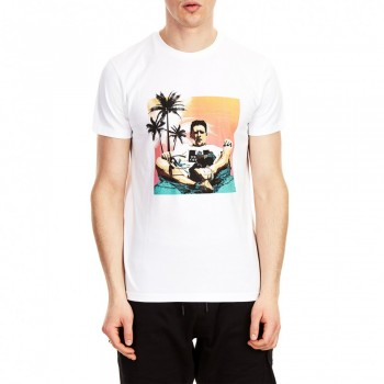 Shaun T-shirt - white