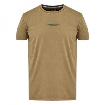 W.O.A.N T-shirt -  dark khaki